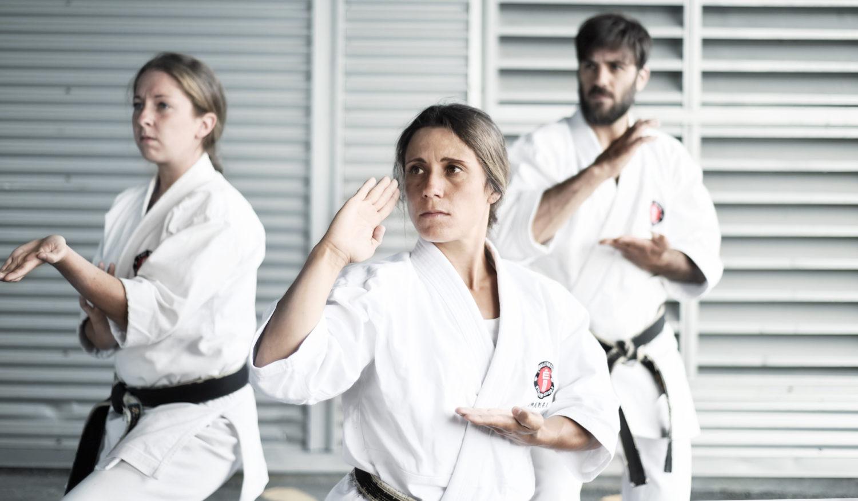 Pour joindre L'École martiale
