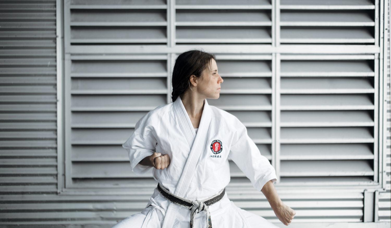 Stage : Seyunchin rensoku kumite
